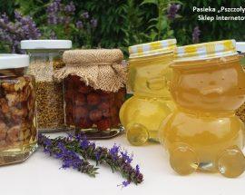 gdzie kupić miód i produkty pszczele online